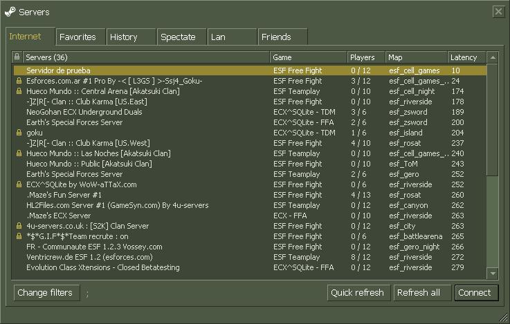 Как сделать сервер в кс 1.6 и чтоб он был виден в интернете